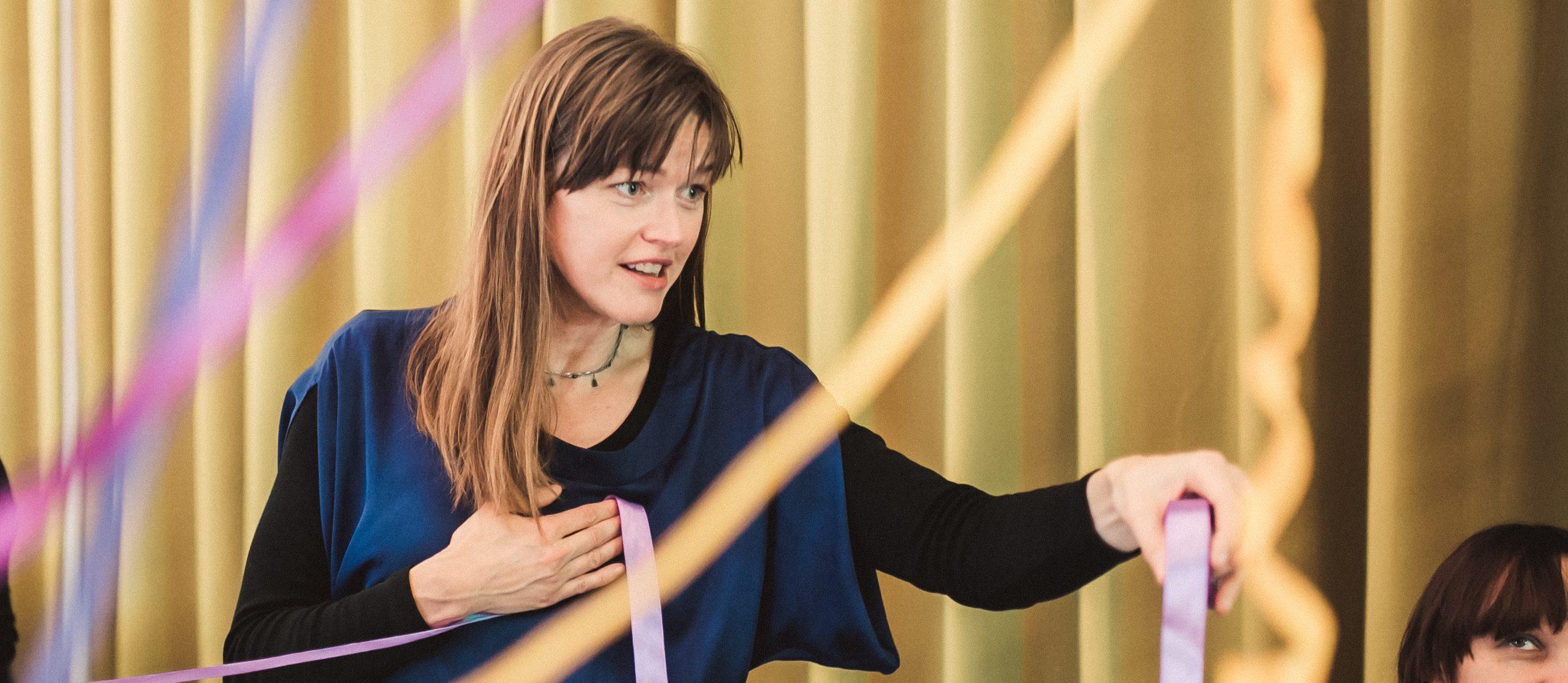 Karoline H Larsen